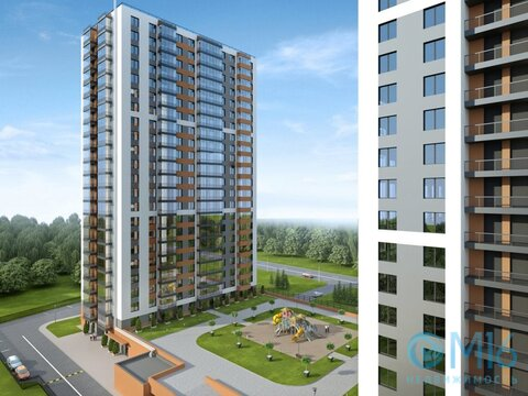 Продажа 3-комнатной квартиры в Кировском районе, 72.16 м2 - Фото 3