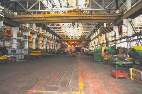 Сдам производственный корпус 4600 кв.м. - Фото 1