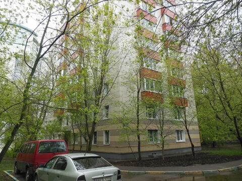 Москва, Живописная.Продажа 1-комнатной квартиры - Фото 1