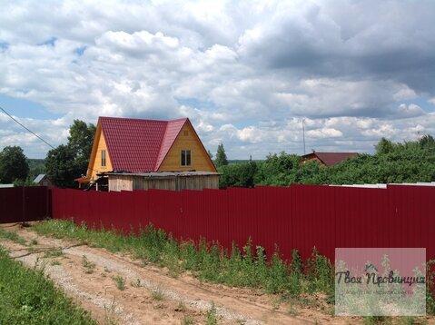 Продажа участка, Перхурово, Чеховский район - Фото 1
