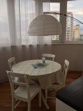 Однокомнатная квартира в Люберцах на ул.Авиаторов 10к2 на сдачу - Фото 3