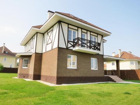 350 м2 кирпич дом, 15,6 соток 27 км Калужское шоссе - Фото 3