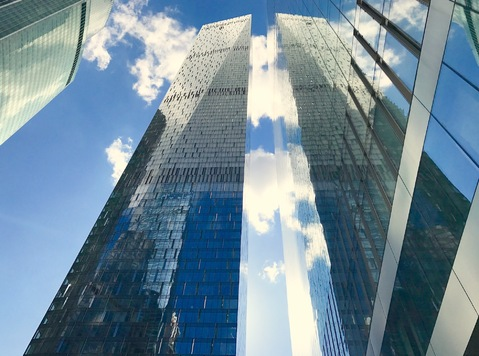 Офис класс А в Москва Сити - Фото 1