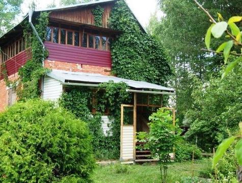 Кирпичный дом - Фото 1