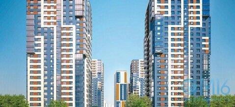 Продажа 2-комнатной квартиры, 61.68 м2 - Фото 1