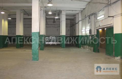 Аренда помещения пл. 753 м2 под склад, производство, , офис и склад м. . - Фото 3