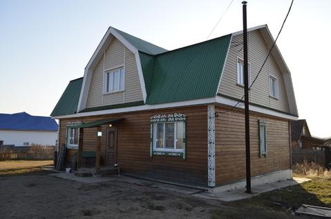 Продам благоустроенный дом Грановщина, Западный, Хомутово, Куда - Фото 1