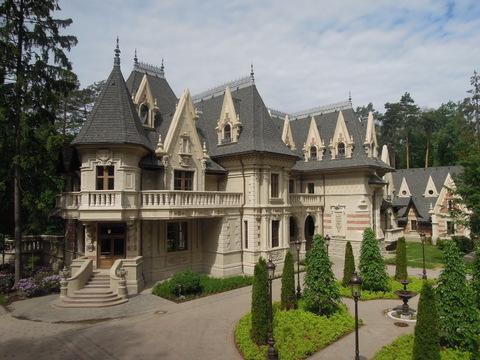 Загородная резиденция в Одинцово - Фото 1