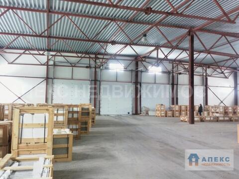 Аренда помещения пл. 1700 м2 под склад, площадку Видное Каширское . - Фото 5