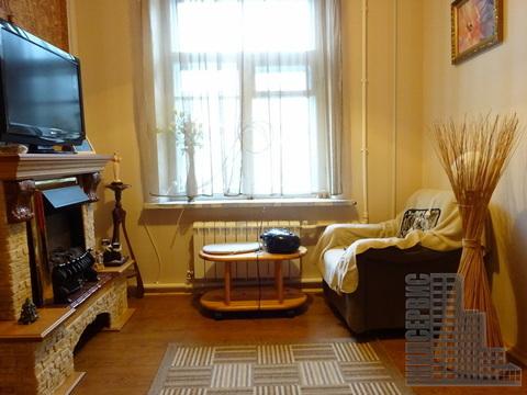 Трехкомнатная квартира, Звенигород, сан.Мин-ва Обороны, прописка - Фото 1