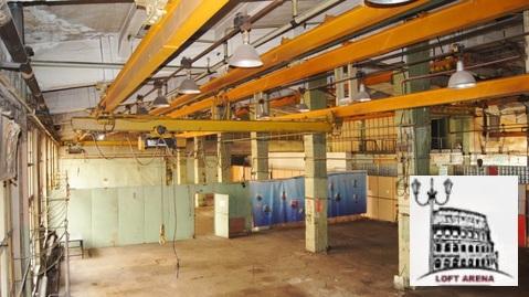 Аренда помещения в производственном здании (псн), площадью 790 кв.м. - Фото 2