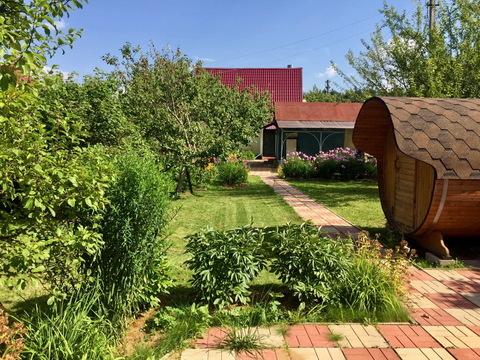 Дом с газом для круглогодичного проживания в Рузском р-не - Фото 1