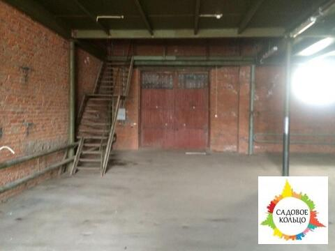 Под теплый склад, пол бетон, выс. потолка: 6-7 м, теплый, подсоб. поме - Фото 2