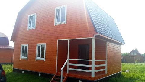 Новый дом в развитом СНТ Киржачского района - Фото 1