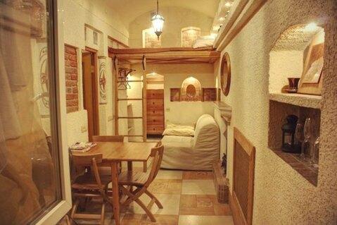 Продается апартаменты оборудованное в студию-номер гостиничный типа в - Фото 1