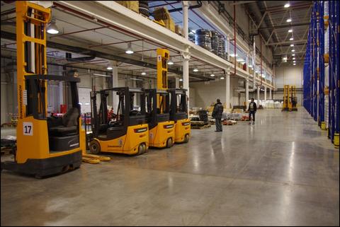 Сдам производственно-складской комплекс 40 560 кв.м. - Фото 5