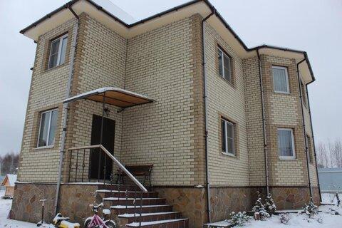 Коттедж в живописной деревне Киржачского района - Фото 1
