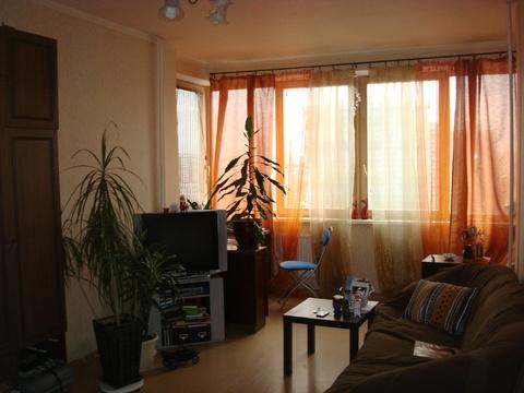 Продаётся видовая однокомнатная квартира в доме бизнес класса. - Фото 1