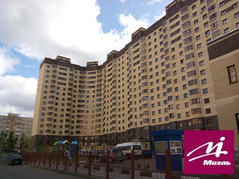 Воскресенск - новостройка! 1-комнатная квартира студия ул. Кагана, 19 - Фото 1