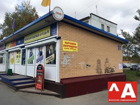 Продажа торговых рядов 390 кв.м. в центре Киреевска - Фото 5