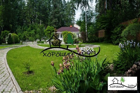 Продается элитный особняк 196 кв.м. на 27 сотках в центре Зеленограда - Фото 4