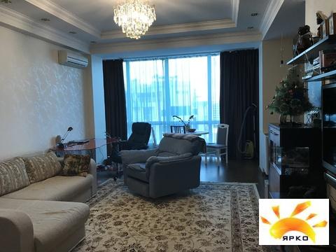 Продажа трехкомнатной квартиры в Гурзуфе с хорошим ремонтом. - Фото 1