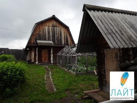 Жилой дом 40 кв.м. и земельный участок 12 соток + Баня - Фото 2