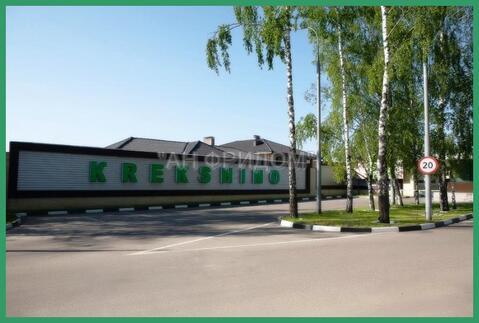 Участок 18 соток, Киевские ш. 20км, Крекшино - Фото 1