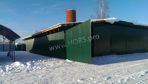 Холодный склад в д. Карманово - Фото 5