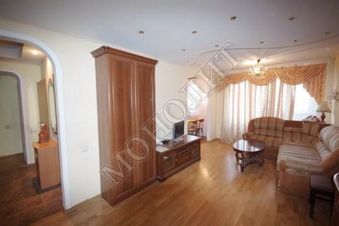 Трехкомнатная квартира Москва, ул. Фестивальная, дом 22к6 - Фото 5