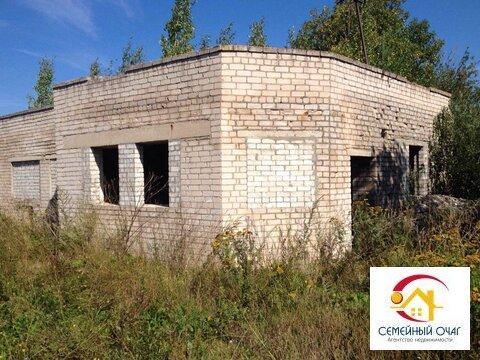 Продам помещение нефтебазы с участком в Тверской области - Фото 1