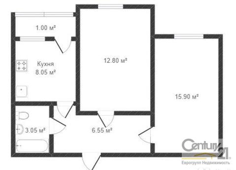 Предлагаю двухкомнатную квартиру