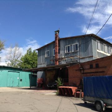 Производственно-складской комплекс и земельный участок на продажу - Фото 1