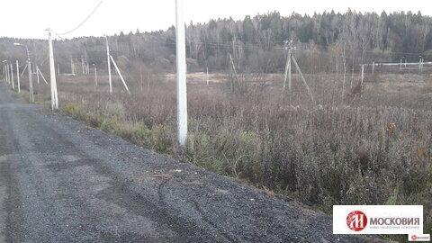 Участок 15,5 соток, 27км от МКАД по Калужскому шоссе - Фото 1