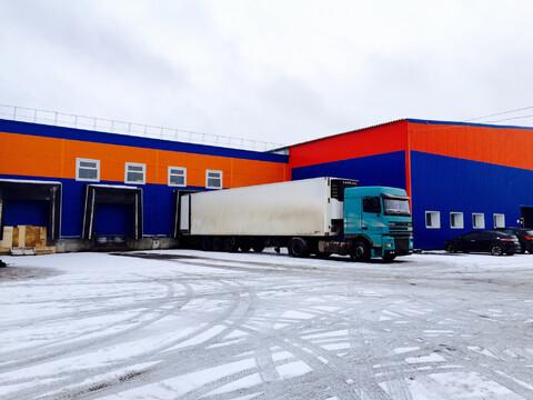Сдается теплый склад 932м2 в п. Тельмана, Тосненский район - Фото 1