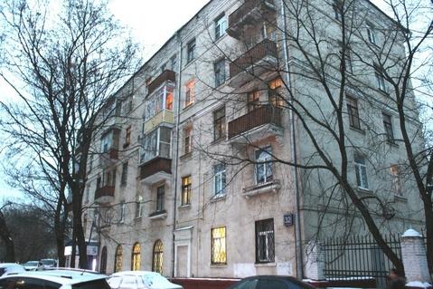 3-комн. квартира в фасадном сталинском доме около м. Рязанский . - Фото 1