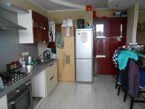 2-комнатная квартира в с. Павловская Слобода, ул. Луначарского, д. 11 - Фото 3