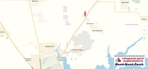 Земельный участок ИЖС недалеко от Евпатории - Фото 1