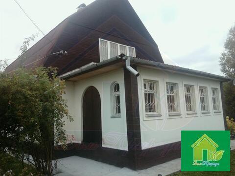 Д. Назарово, дом 170 кв. м на участке 8 соток - Фото 2