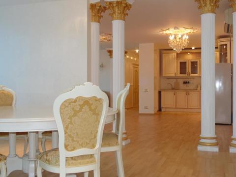Продажа в Ялте ул.Гоголя элит. 4-к квартиры в Ялте 240 кв.м возле моря - Фото 5