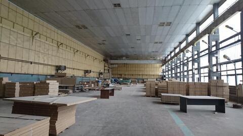 Производственно-складской комплекс, площадью 12 500 м2, г. Протвино - Фото 1