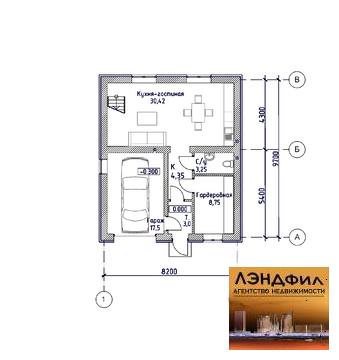 2 этажный кирпичный коттедж, Калининская - Фото 4