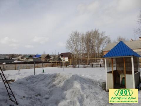 Дом с участком в с. Долгодеревенское - Фото 3