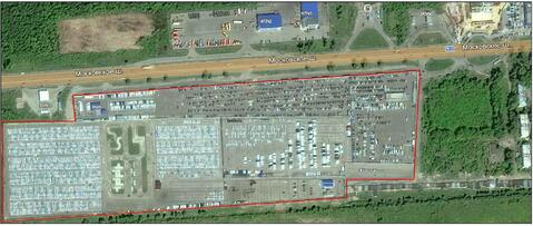 Земельный участок (сооружение дорожного транспорта) - Фото 1