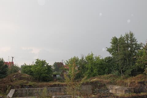 Продается большой участок с фундаментом под дом в деревне Голубино - Фото 3