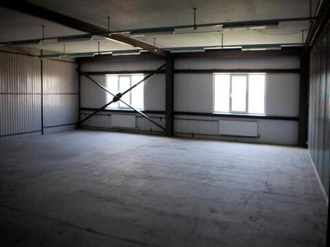 Аренда производственного помещения