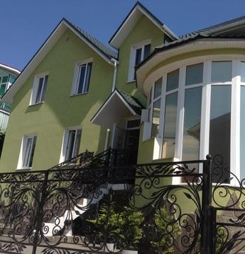 Продажа гостевого дома в Курортном городке Адлерского района гор Сочи - Фото 1