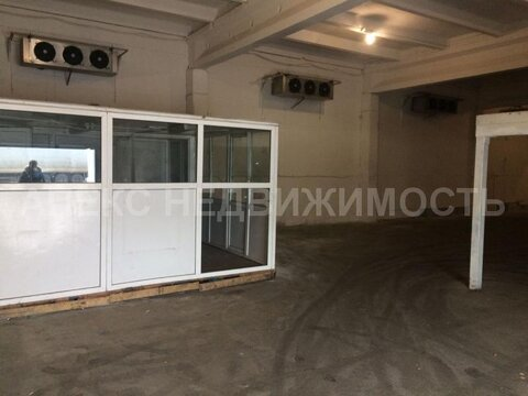 Аренда помещения пл. 650 м2 под склад, , офис и склад м. Пражская в . - Фото 5