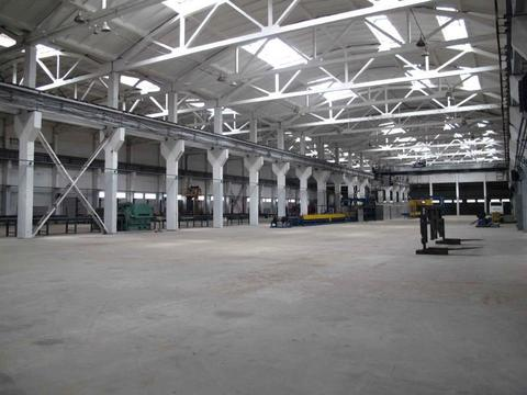 Промышленное помещение 11161 кв.м, ул. Полины Осипенко - Фото 4