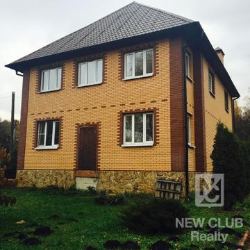 Дом в Бачурино 235 кв.м, все коммуникации, 15 сот, 6 км МКАД - Фото 2
